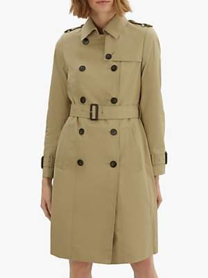 wide range replicas great deals Stone Belted Trench Coats For Women - ShopStyle UK