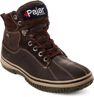 Pajar Canada Brown Genaro Waterproof Boots