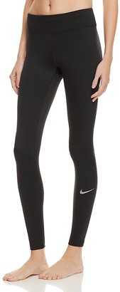 Nike Zonal Strength Tights $150 thestylecure.com