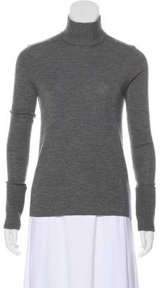 Akris Punto Turtleneck Wool Top