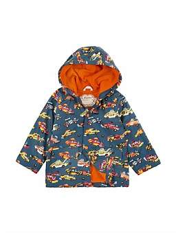 Hatley Cars Raincoat