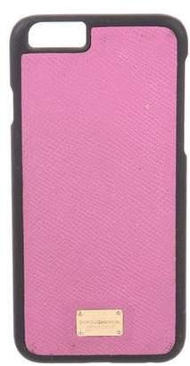 Dolce & Gabbana Leather iPhone 6 Case