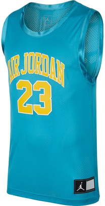 9665e1b8f70f Jordan Dri-FIT DNA Distorted Sleeveless Mesh T-Shirt