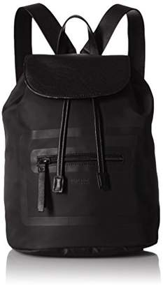 Kenneth Cole Reaction Outlined Backpack $33.47 thestylecure.com