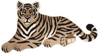 Tiger Wool & Cotton Rug