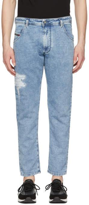 Blue Krooley-t Jogg Jeans