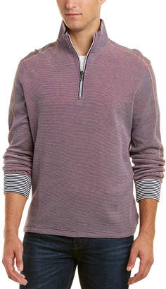 Robert Graham Poole 1/4- Zip Classic Fit Pullover