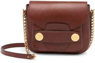Stella McCartney Studded Faux-Leather Shoulder Bag