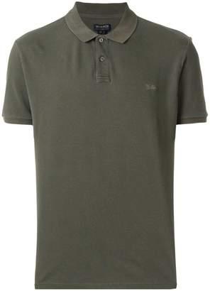 Woolrich logo detail polo shirt