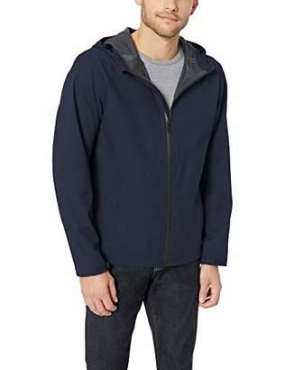 Amazon Essentials Men's Waterproof Rain Jacket