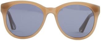 Elizabeth and James Grey Plastic Sunglasses