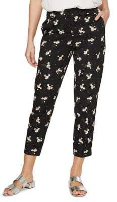 Dorothy Perkins Daisy Split Hem Ankle Trousers