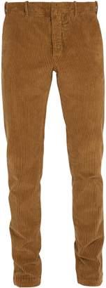 Incotex Slim-leg corduroy trousers