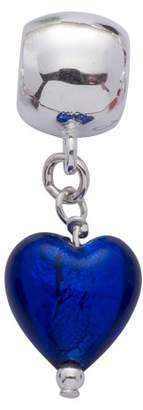 Murano Bellissi Venezia Glass with Sterling Silver Fittings Charm Bead