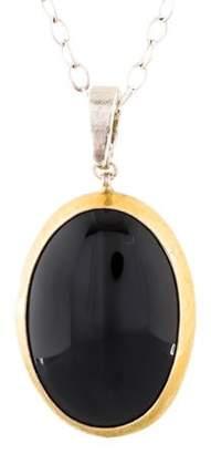 Gurhan Agate Pendant Necklace