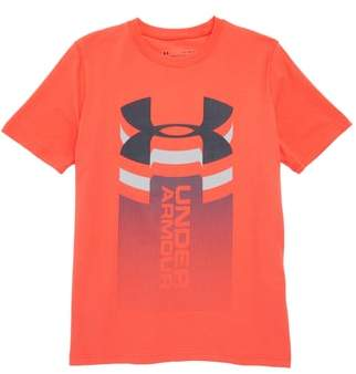 Under Armour Vertical Graphic T-Shirt