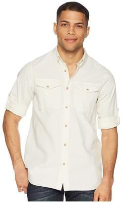 Fjallraven Ovik Chambray Shirt Men's Long Sleeve Button Up
