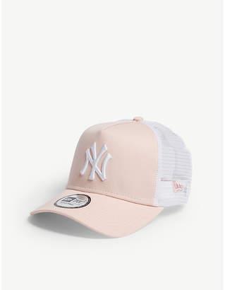 e5e5c754614 czech pink dolphin shattered mens trucker hat 19e2e 54008  spain at  selfridges new era new york yankees trucker snapback cap 10112 f1063