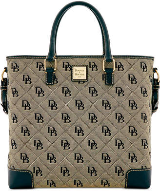 Dooney & Bourke Signature Quilted Chelsea Shopper, A Macy's Exclusive Style $268 thestylecure.com