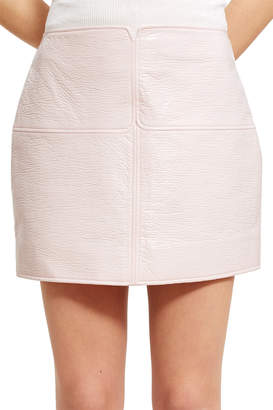 Courreges Trapeze Mini Skirt