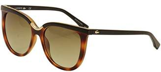 Lacoste Women's L825S Oval Sunglasses