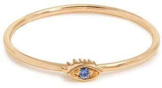 Delfina Delettrez Sapphire & Yellow Gold Ring - Womens - Blue
