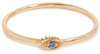Delfina Delettrez Sapphire & Yellow Gold Ring - Womens - Blue