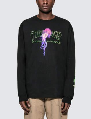 Thrasher Atlantic Drift L/S T-Shirt