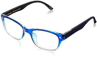 Foster Grant Women's Felice 1017883-150.COM Wayfarer Reading Glasses
