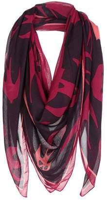 McQ Square scarf