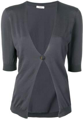 Peserico button fitted cardigan