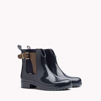 Tommy Hilfiger Buckle Rain Boot