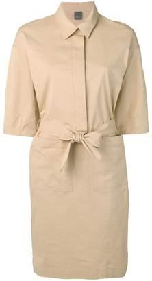 Lorena Antoniazzi waist-tied shirt dress