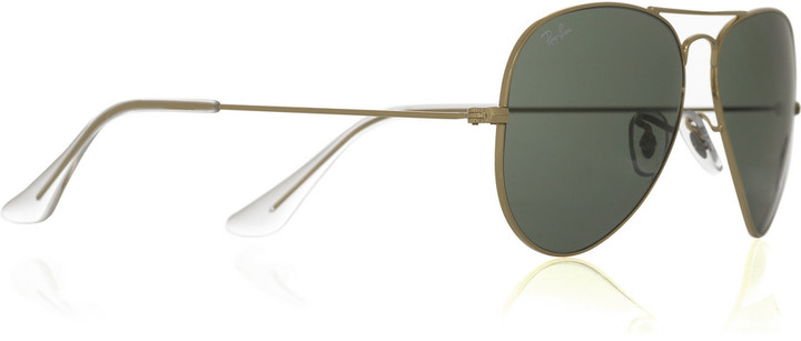Ray-Ban Aviator metal sunglasses
