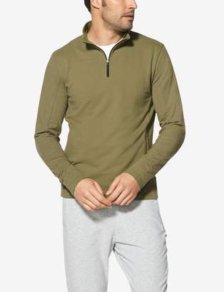 Tommy John Tommyjohn Go Anywhere French Terry Quarter Zip