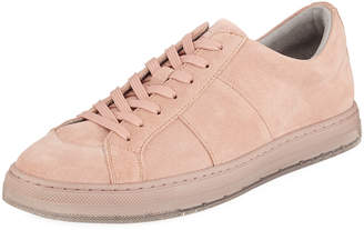 Kenneth Cole Men's Design Suede Low-Top Sneakers