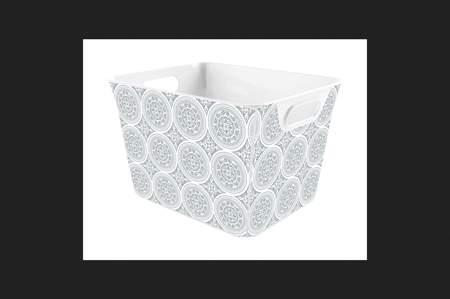 KIS Storage Basket 8 in. H x 10 in. W x 12-1/4 in. D