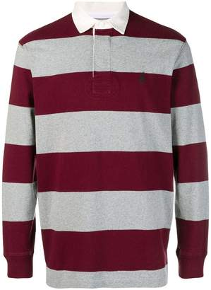 Polo Ralph Lauren wide striped sweatshirt