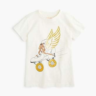 J.Crew Girls' roller skate T-shirt