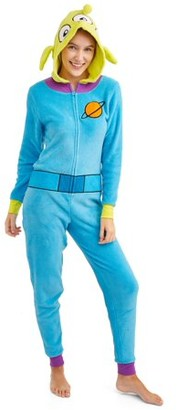 Disney Toy Story Women's and Women's Plus Alien Union Suit