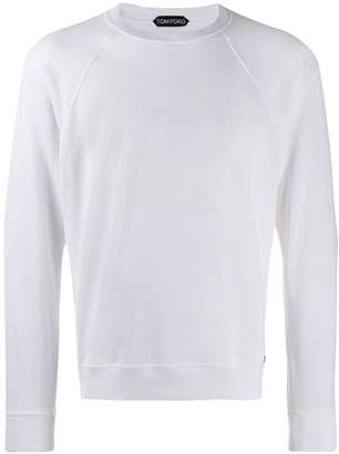 Tom Ford relaxed fit sweatshirt