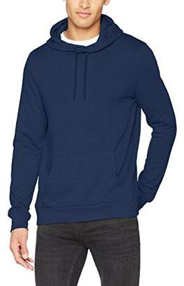 New Look Men's Pocket Front Hoodie