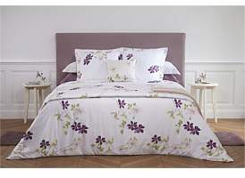 Yves Delorme Clematis King Bed Duvet Cover 245 x 210