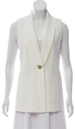 Veronica Beard Lucia Textured Vest w/ Tags