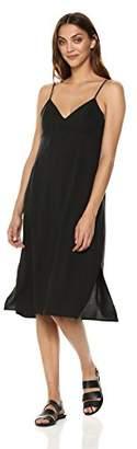 Splendid Women's Dbl Layer Cami Dress Solid