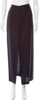 CNC Costume National Wool Midi Skirt