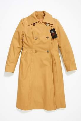 Vintage Loves Vintage Rain Coat