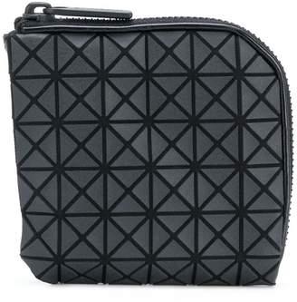 Bao Bao Issey Miyake geometric pattern coin purse