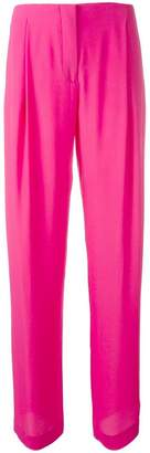 Cédric Charlier straight tailored trousers