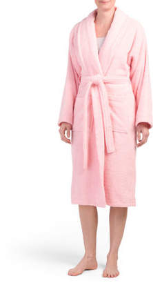 Turkish Terry Bath Robe